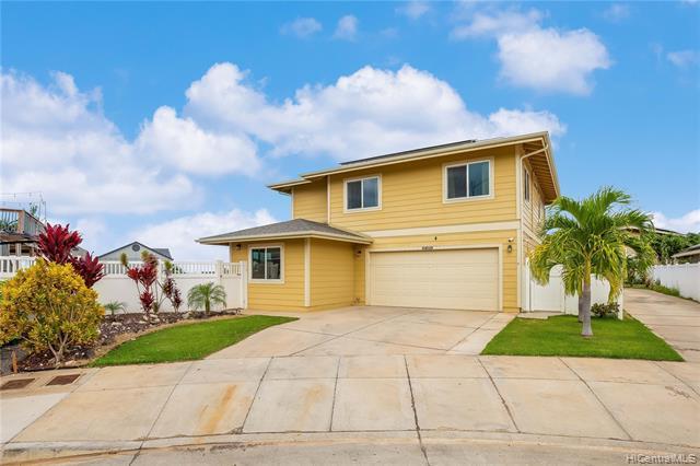 Photo of home for sale at 87-1573 Mokila Street, Waianae HI