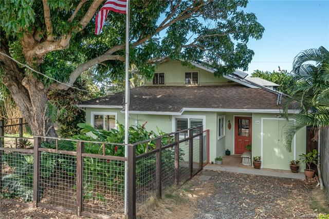 Photo of home for sale at 66-086 Wana Place, Haleiwa HI
