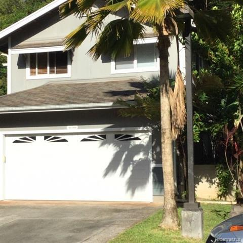 Photo of home for sale at 95-1369 Wikao Street, Mililani HI