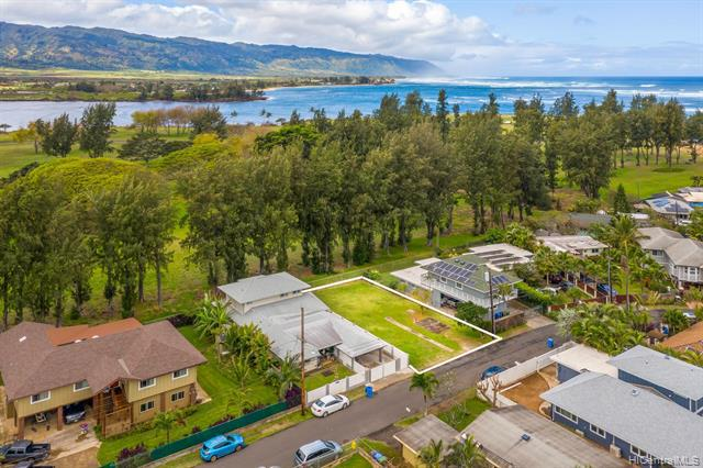 Photo of home for sale at 66-025 Alapii Street, Haleiwa HI