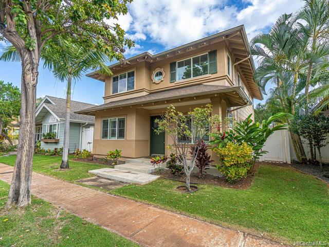 Photo of home for sale at 91-1045 Kaihohonu Street, Ewa Beach HI