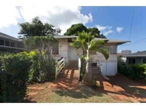 Property for sale at 3211 Kaimuki Avenue, Honolulu,  Hawaii 96816