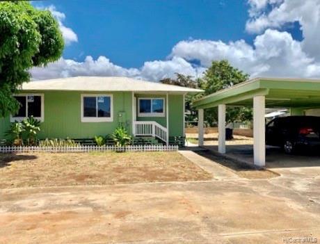 Photo of home for sale at 91-1342 Renton Road, Ewa Beach HI