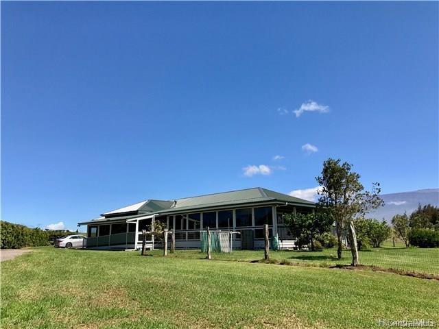Photo of home for sale at 64-4968 Uakikoni Alanui Street, Kamuela HI