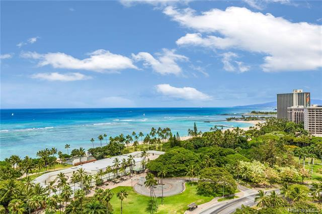 Photo of home for sale at 223 Saratoga Road, Honolulu HI