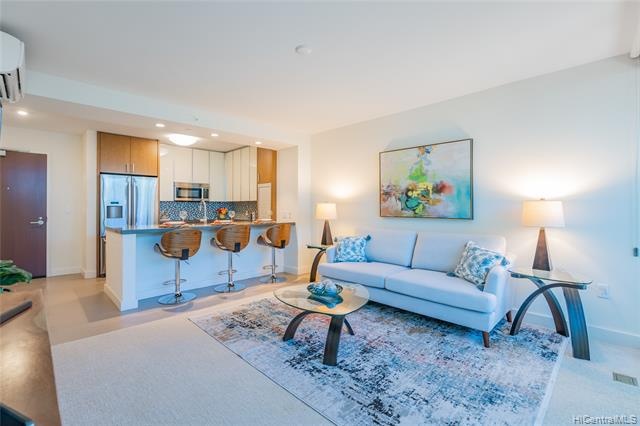 Photo of home for sale at 600 Ala Moana Boulevard, Honolulu HI