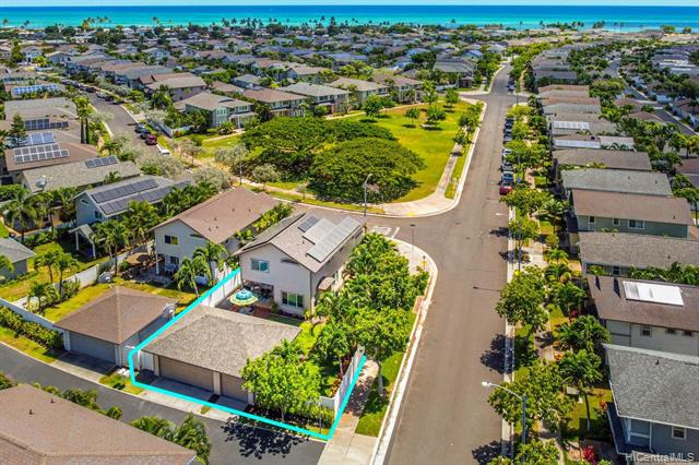 Photo of home for sale at 91-1001 Kai Loli Street, Ewa Beach HI