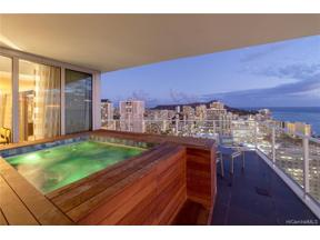 Property for sale at 2120 Lauula Street Unit: 3506, Honolulu,  Hawaii 96815