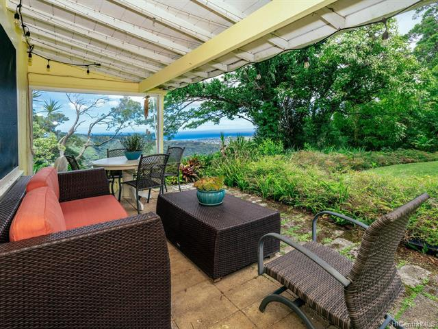Photo of home for sale at 3959 Round Top Drive, Honolulu HI