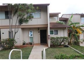 Property for sale at 92-1001 Makakilo Drive Unit: 51, Kapolei,  Hawaii 96707