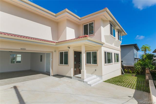 Photo of home for sale at 933 18TH Avenue, Honolulu HI