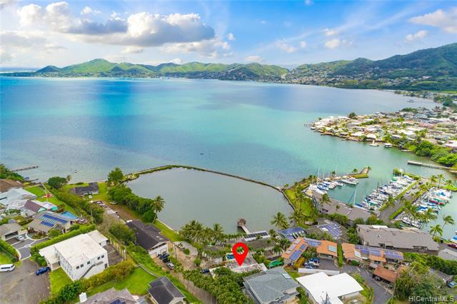 Photo of home for sale at 45-027 Lilipuna Place, Kaneohe HI