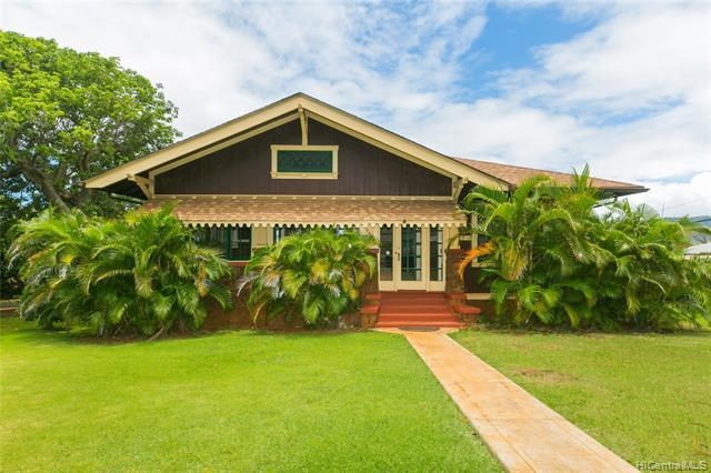 Photo of home for sale at 756 11th Avenue, Honolulu HI