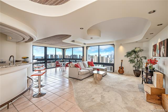 Photo of home for sale at 1022 Prospect Street, Honolulu HI