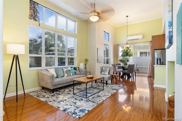 Photo of home for sale at 91-1067 Lanakoi Street, Kapolei HI