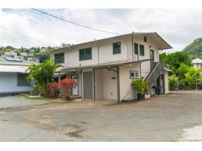 Property for sale at , Honolulu,  Hawaii 96813