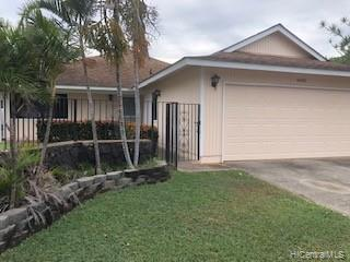 Photo of home for sale at 91-130 iheihe Street, Ewa Beach HI