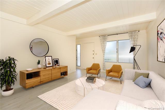 Photo of home for sale at 3221 Ala Ilima Street, Honolulu HI