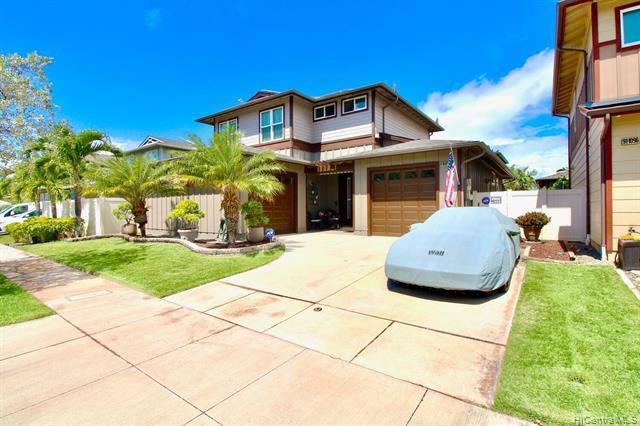 Photo of home for sale at 91-1092 Hoiliili Street, Ewa Beach HI