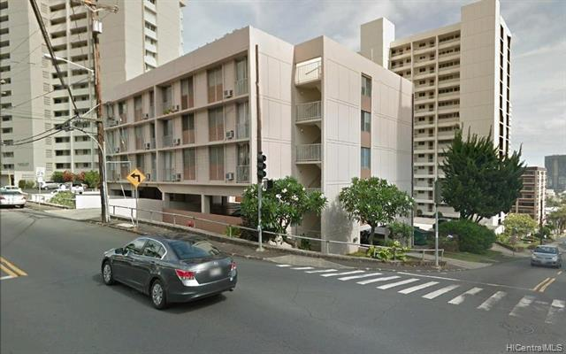Photo of home for sale at 901 Prospect Street, Honolulu HI