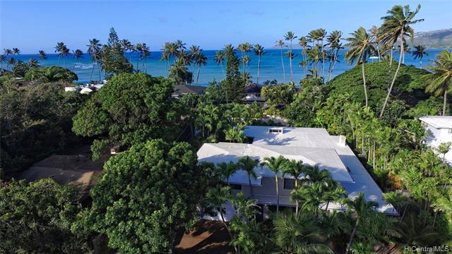 Photo of home for sale at 311 Portlock Road, Honolulu HI