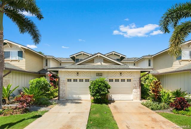 Photo of home for sale at 92-1043C Koio Drive, Kapolei HI