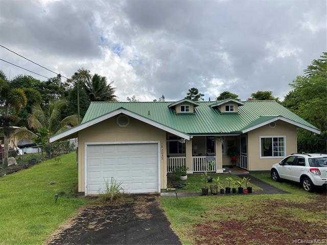 Photo of home for sale at 16-2035 Anthurium Drive, Pahoa HI