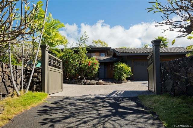 Photo of home for sale at 78-6641 Alii Drive, Kailua Kona HI