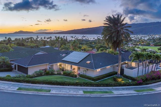 Photo of home for sale at 382 Poipu Drive, Honolulu HI