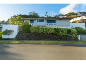 Property for sale at 4802 Analii Street, Honolulu,  Hawaii 96821