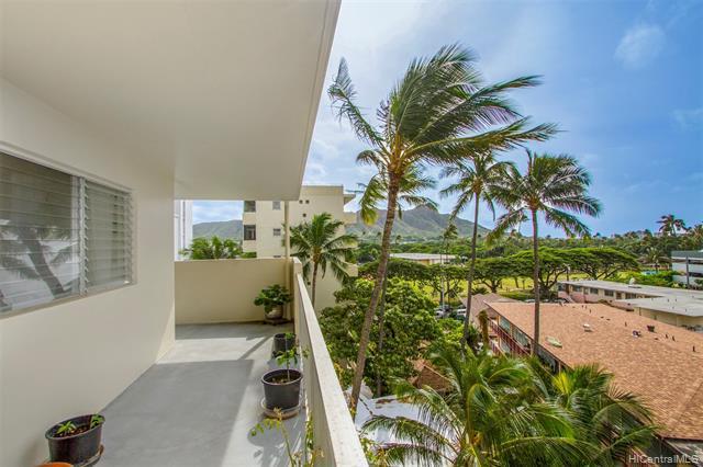 Photo of home for sale at 2609 Ala Wai Boulevard, Honolulu HI
