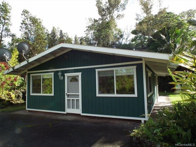 Photo of home for sale at 14-3406 Lanai Road, Pahoa HI