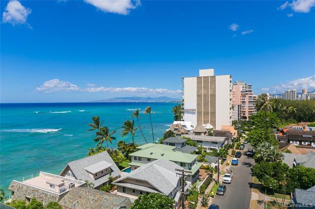 Photo of home for sale at 2801 Coconut Avenue, Honolulu HI