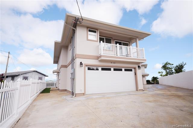 Photo of home for sale at 45-521A APIKI Streets, Kaneohe HI
