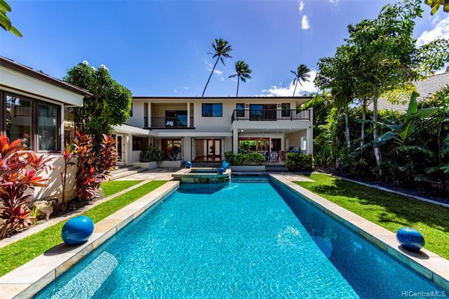 Photo of home for sale at 4714 Kahala Avenue, Honolulu HI