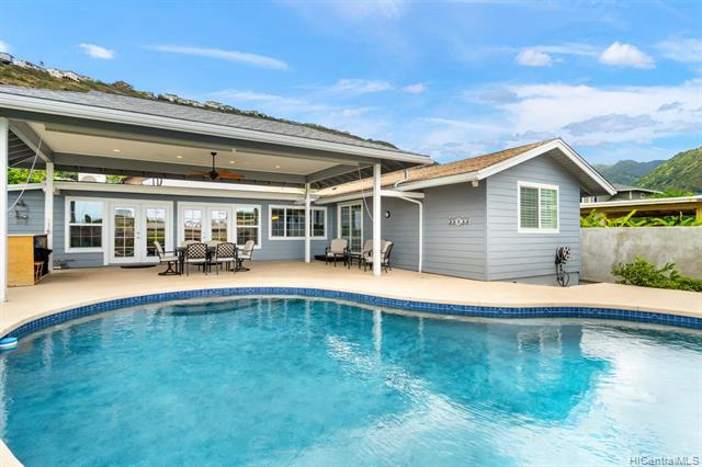 Photo of home for sale at 5219 Waihou Street, Honolulu HI