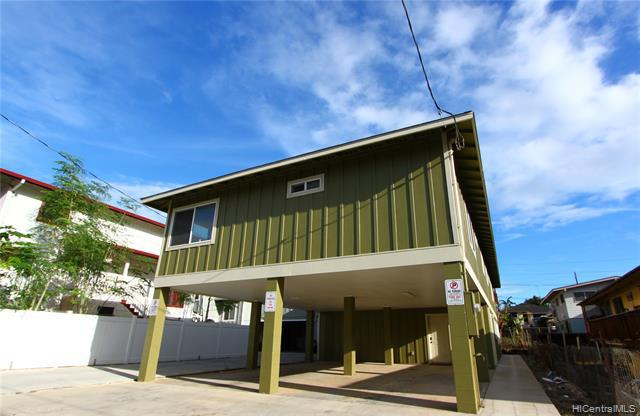Photo of home for sale at 1525 Amelia Street, Honolulu HI