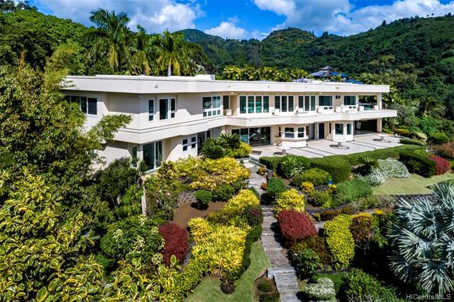 Photo of home for sale at 2443 Makiki Hts Drive, Honolulu HI