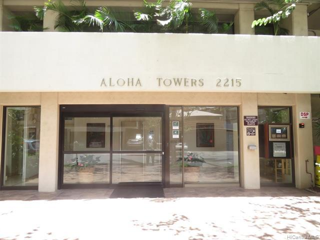 Photo of home for sale at 2215 Aloha Drive, Honolulu HI