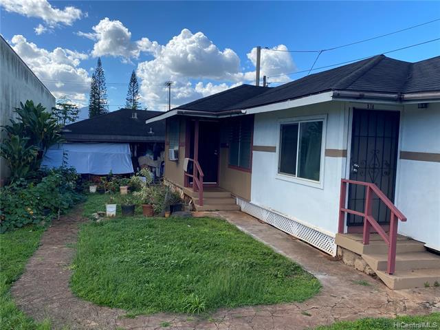 Photo of home for sale at 57 Kamehameha Highway N, Wahiawa HI