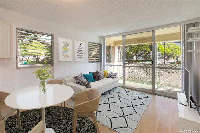 Photo of home for sale at 1535 Punahou Street, Honolulu HI