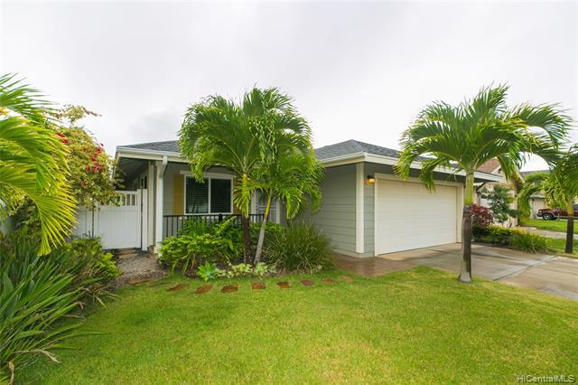 Photo of home for sale at 87-1684 Wehiwehi Street, Waianae HI