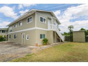 Property for sale at 94-1071 Kahuamoku Street, Waipahu,  Hawaii 96797