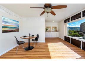 Property for sale at 910 Ahana Street Unit: 1002, Honolulu,  Hawaii 96814