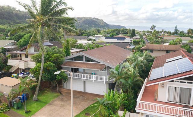 Photo of home for sale at 58-035 Kapuai Place, Haleiwa HI