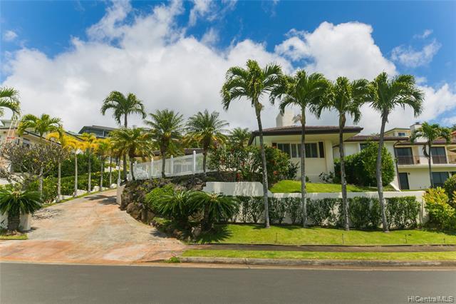 Photo of home for sale at 824 Ikena Circle, Honolulu HI