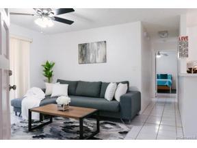 Property for sale at 94-870 Lumiauau Street Unit: E102, Waipahu,  Hawaii 96797