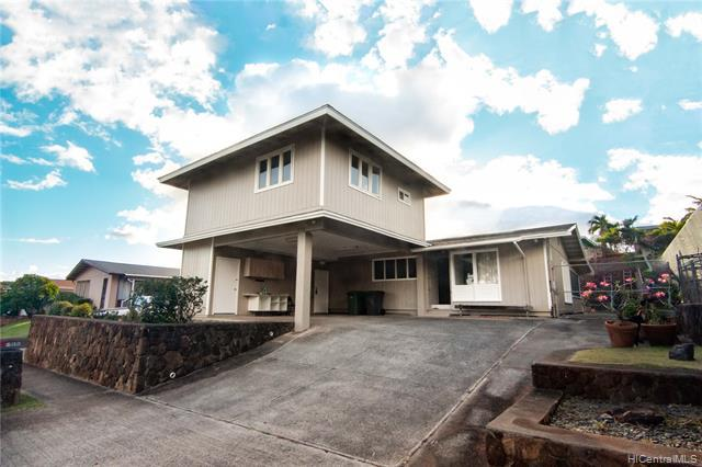 Photo of home for sale at 98-1330 Hoohiki Street, Pearl City HI