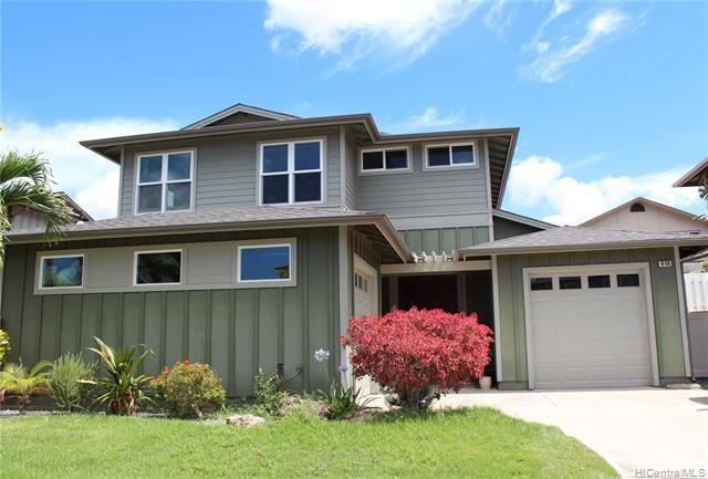 Photo of home for sale at 91-1110 Paapaana Street, Ewa Beach HI