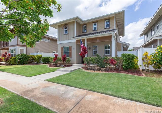 Photo of home for sale at 91-1070 Waipaa Street, Ewa Beach HI